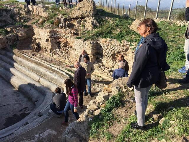 Il parco archeologico della Frasca presto in Consiglio