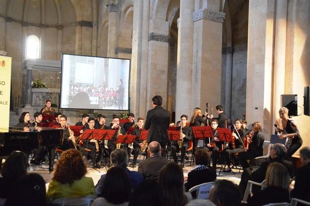 Grande successo della premiazione del Concorso Musicale Internazionale Città di Tarquinia