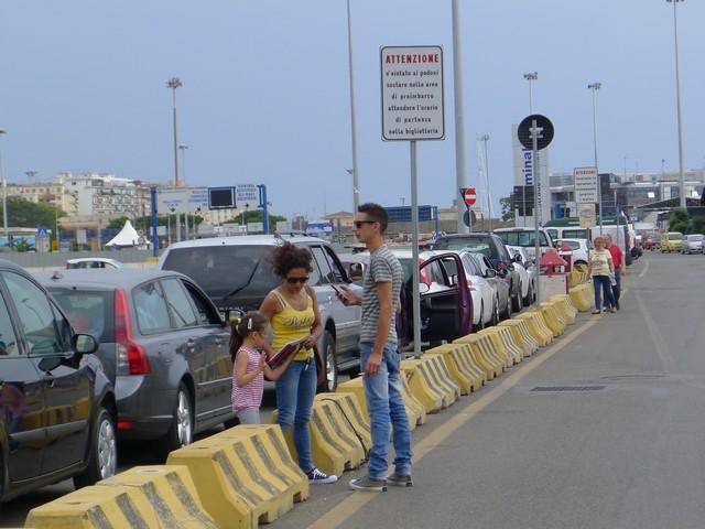 Un weekend da oltre 67mila passeggeri al porto di Civitavecchia