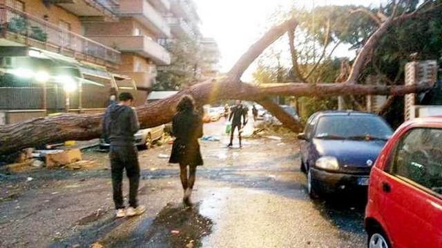 Tornado, la Regione stanzia un milione