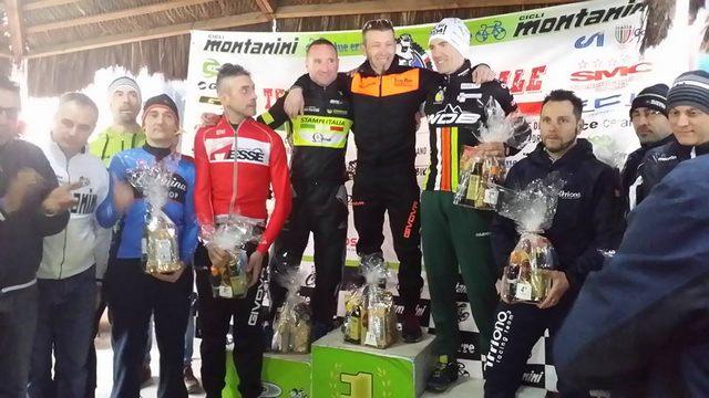 Il Team Bike si piazza terzo nella generale a Bracciano