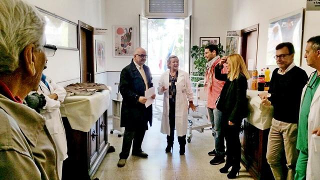Ospedale Tarquinia, due nuovi letti di degenza