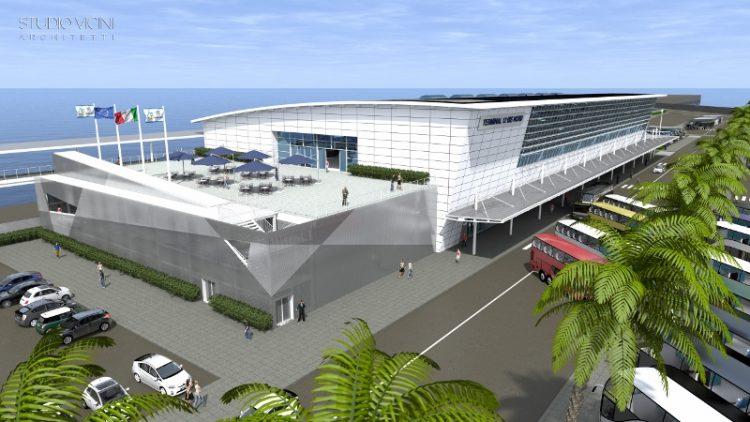 Crociere: a novembre il via ai lavori del nuovo terminal di Rct