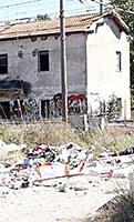 Discarica abusiva a Tre Denari, area sotto sequestro