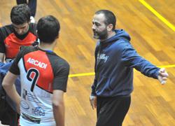 Cv Volley, le gare ufficiali al Palazzetto