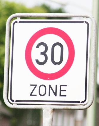 A Fregene parte la prima ''zona30'' di Fiumicino