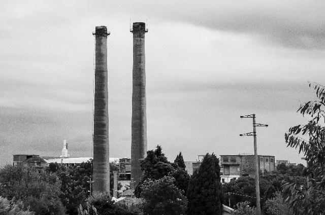 Twin tower (foto Enrico Paravani)