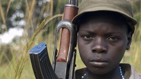 L'Unicef promuove la Giornata internazionale contro l'uso dei bambini soldato