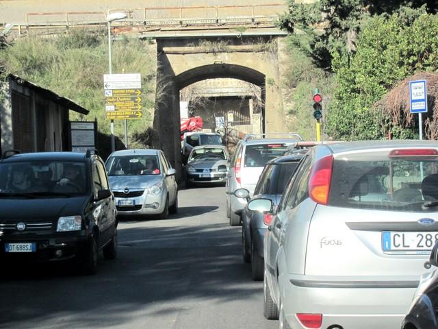 Ponte Valdambrini, verso la gara