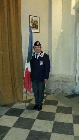 Associazione nazionale Carabinieri: Mario Pesci rieletto presidente