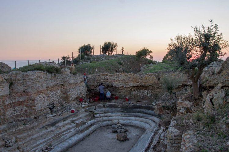 Aquae Tauri: scoperta una moneta di bronzo del 180 a.C.