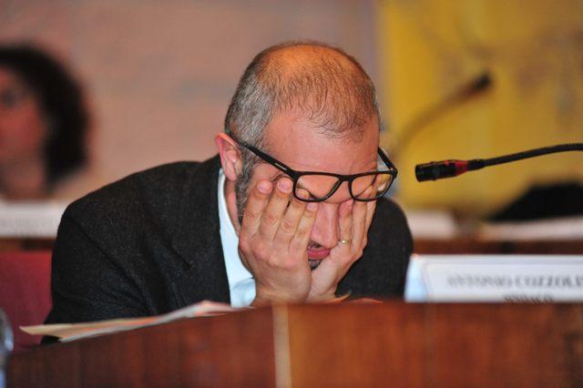 """Crematorio, Grasso: """"Avete dichiarato un falso"""""""