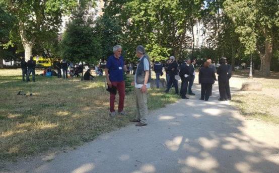 Maxioperazione a piazza Vittorio, nasce la Rete sociale Esquilino