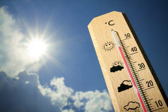 Caldo, domani e dopodomani allerta di livello 2 a Civitavecchia