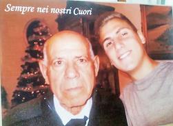 Stamattina i funerali di Domenico Conte, nonno di Marco Vannini