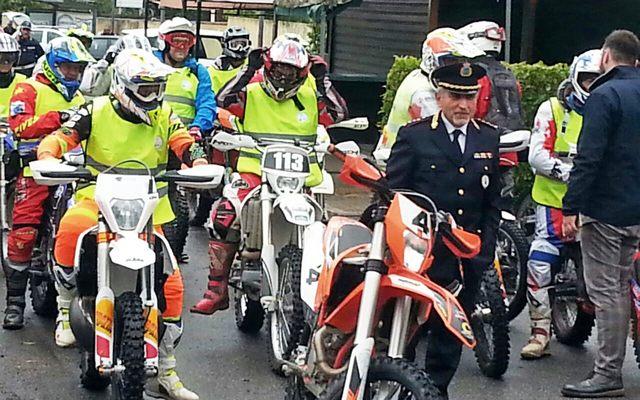 Oltre 50 enduristi assistono al Granarone al primo corso nazionale di formazione