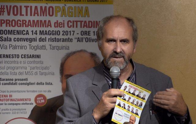 Amministrative Tarquinia: «Ora Moscherini ci mostri  il certificato dei carichi pendenti»