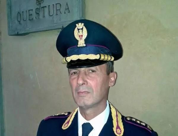 Nicola Regna è il nuovo dirigente del commissariato di Polizia di Civitavecchia