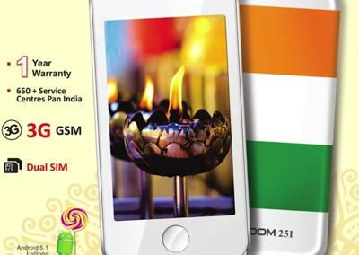 Uno smartphone a 3 euro, arriva dall'India il telefonino più economico del mondo