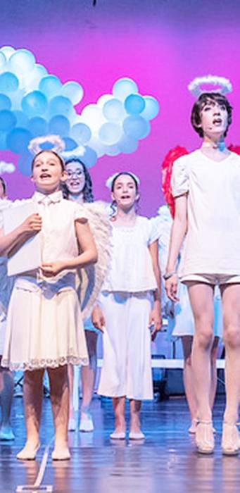 Angels in Darsena, grande successo per il Musical