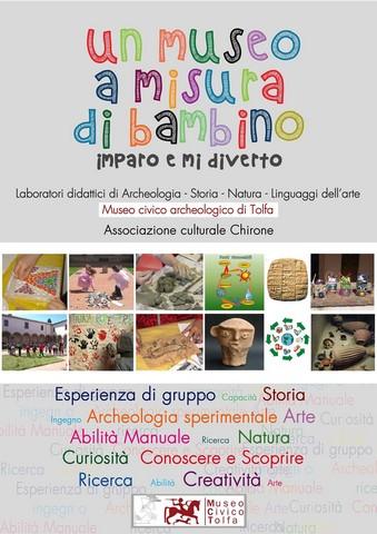 Un museo a misura di bambino: anche quest'anno torna l'iniziativa dell'associazione Chirone