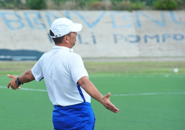 Il tecnico della Cpc Castagnari: «Non mi sarebbe dispiaciuto andare avanti in Coppa»
