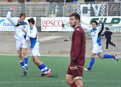 Tripudio Civitavecchia: 4-0 al Pomigliano