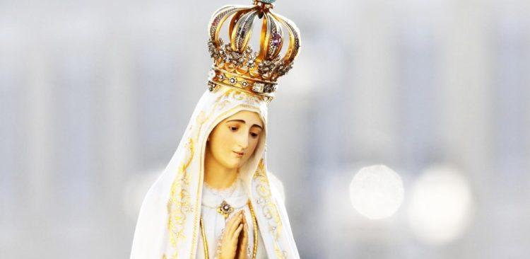 La ''Madonna di Fatima Pellegrina'' a Fregene