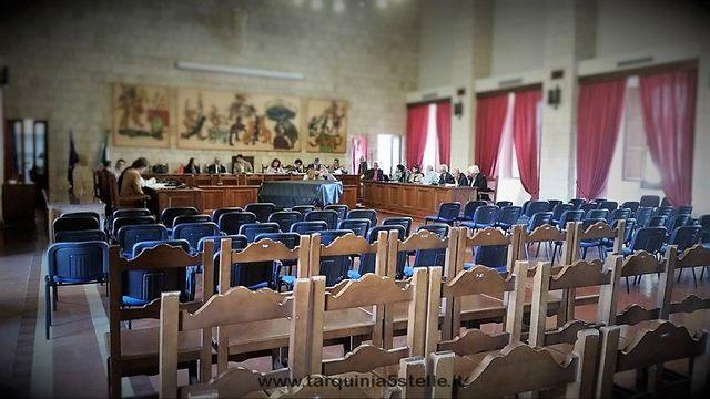 Consigli comunali serali: mozione del M5S di Tarquinia