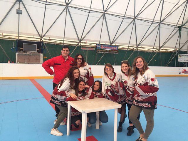 Cv Skating: obiettivo finali nazionali