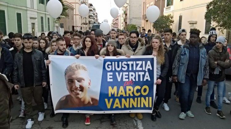 Omicidio Vannini: una marcia per la giustizia