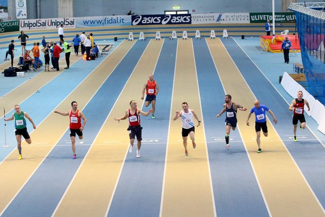 Luca Forti si laurea campione italiano nei 60 metri