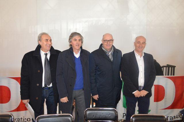 Pd Tarquinia: è corsa a tre per le prossime amministrative
