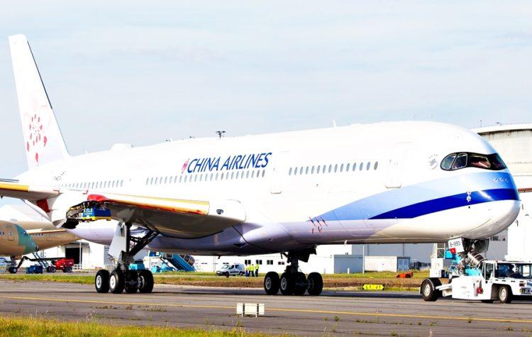 Debutta al Da Vinci il super Airbus di China Airlines