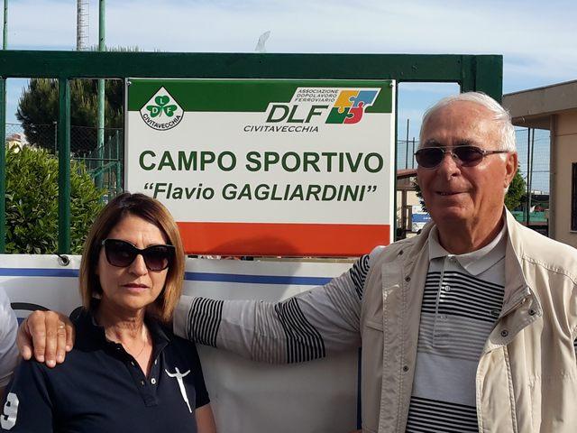 Il campo del Dlf intitolato a Flavio Gagliardini