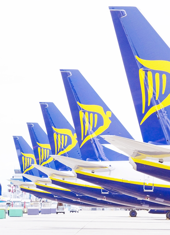 Ryanair fa volare a meno di 10 euro fino al 13 febbraio