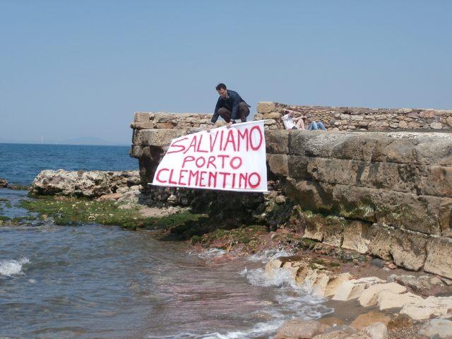 ''Porto Clementino, qualcosa non ci torna''