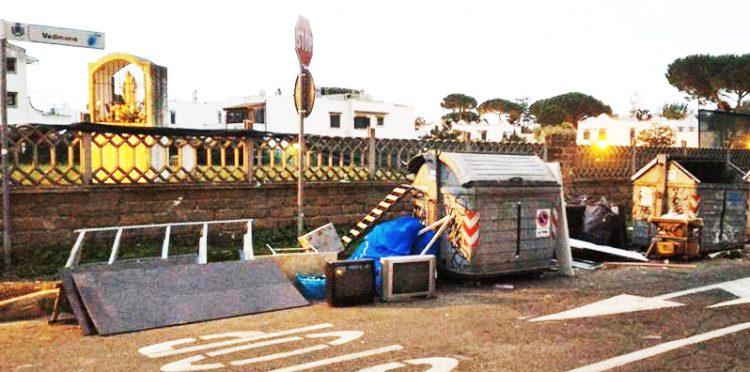 """L'assessore all'ambiente Gubetti: """"Non lasciate rifiuti per strada"""""""