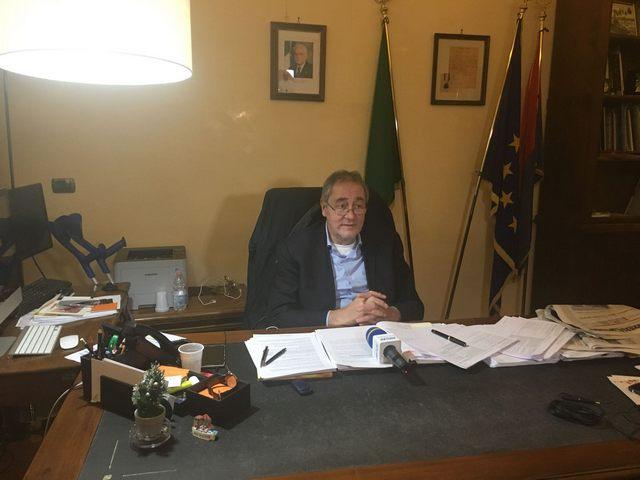 "Tarquinia, il sindaco Mencarini: ""Avanti a spron battuto"""