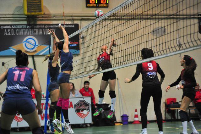Alla Cv Volley il primo round