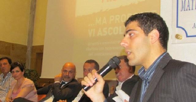 """Il dimissionario Campolongo: ''Solo ragioni personali"""""""