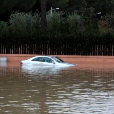 Maltempo, stato di calamità per Tarquinia e Montalto