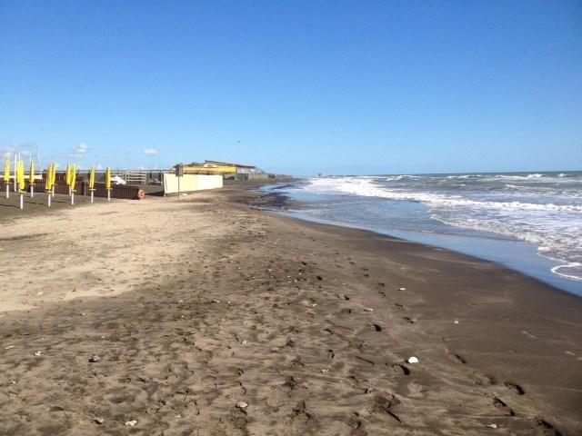 Ancora violente mareggiate: paura a Campo di Mare