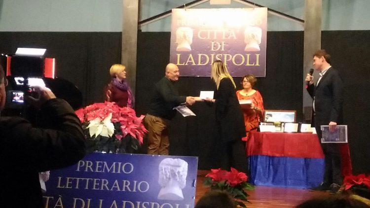 Salomone vince il premio letterario Città di Ladispoli sezione racconti