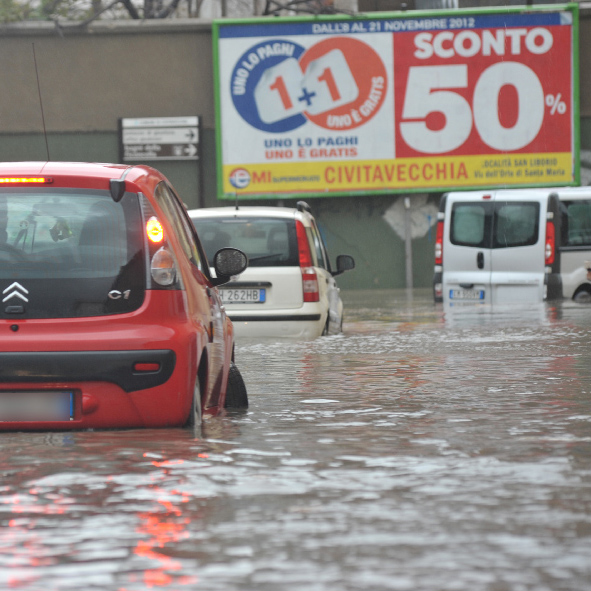 Maltempo, danni per oltre due milioni di euro