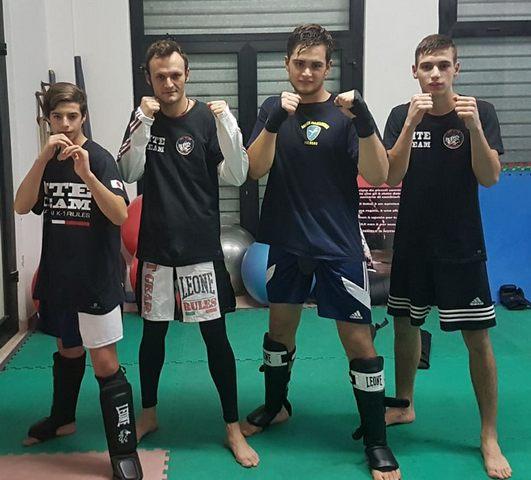 La MTE Team Civitavecchia brilla a The Fighters 10