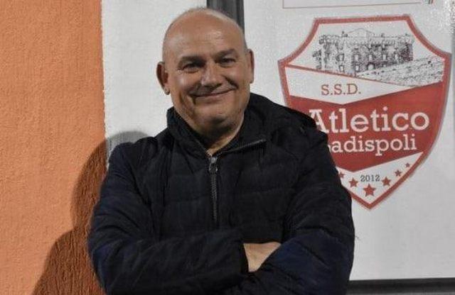 Patron Nicolini plaude al suo Atletico