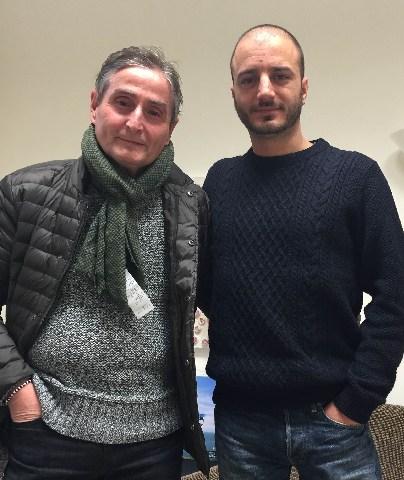 Itff: accordo tra Civitafilmcommission e Nicolas Vaporidis