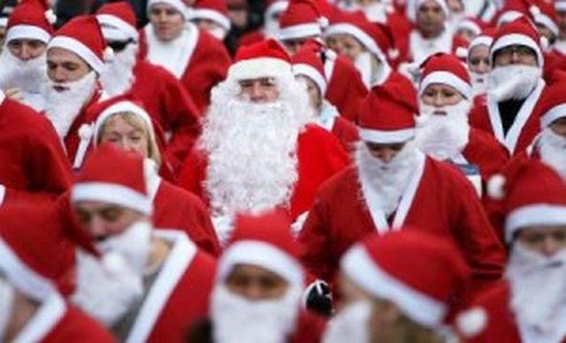 """Tarquinia, venerdì la prima edizione della """"Corsa dei Babbi Natale"""