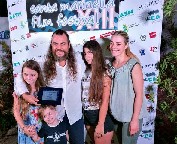 Santa Marinella film festival, premio ad Angelo Bassi per ''My Italy''